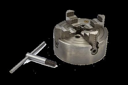 Bison onafh. 4-klauwplaat 400mm Camlock 8 4344-400/8
