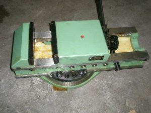 Machineklem 160x220mm met toebehoren