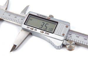 Digitale schuifmaat 0-300mm Dasqua